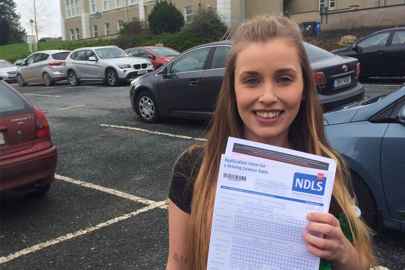 Driving tests Mallow